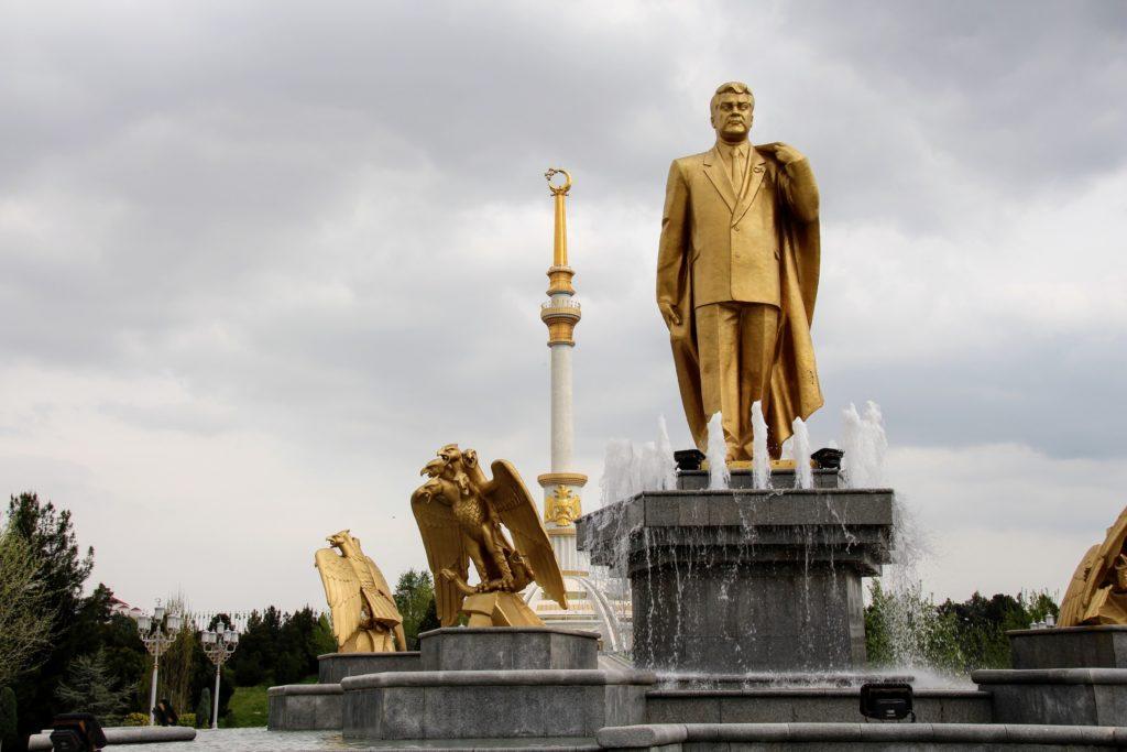 Turkmenistan, Aschgabat